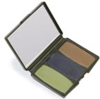 H.S. 3-Color Compact Camo Make-Up