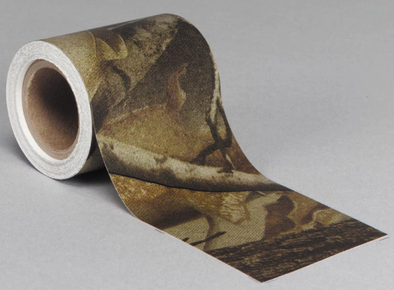 "CTR Cloth Camo Tape 10'x2"" - Bulk"