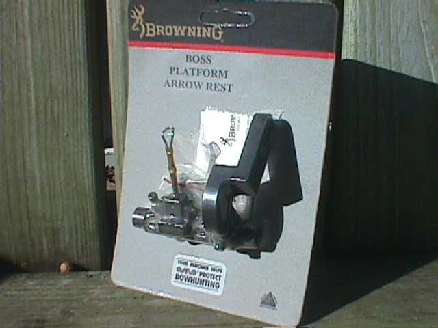 Browning Boss Arrow Rest
