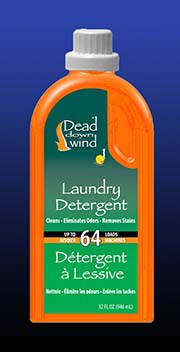 Dead Down Wind Laundry Detergent