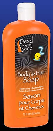 Dead Down Wind Body & Hair Soap 12oz