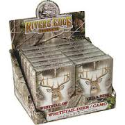 Rivers Edge Playing Card Display - 12 Pack Whitetail Deer