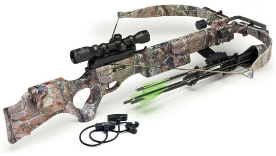 Excalibur Equinox Crossbow w/Shadowzone Package- USED - Click Image to Close