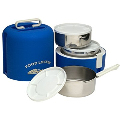 Eastman Outdoors Food Locker II Insulated w/Pans
