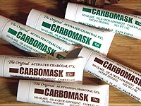 Carbomask Camo Face Paint Ea. green