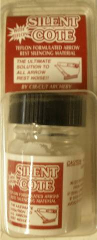 Cir-Cut Silent Coat Brush-on All Weather Rest Adhesive
