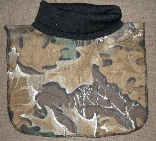 Camo Dickie - Neck & Chest Warmer