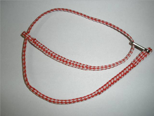 Simplicity Poly Braid Lanyard Bow Sling