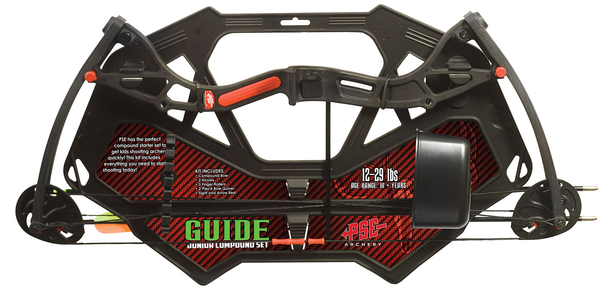 PSE Guide Youth Bow Set