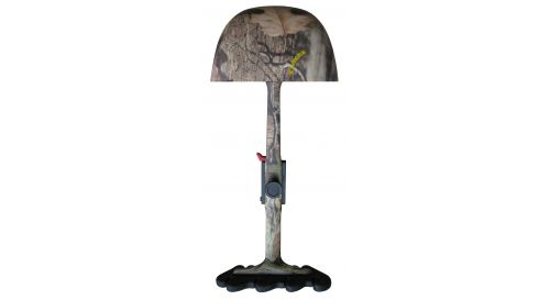 Kwikee Kwiver 6 Arrow Quiver - Camo - Click Image to Close