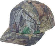 Ball Cap Solid Back - Adv. Timber