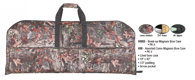 Allen Magnum Bow Case w/Pocket 42""