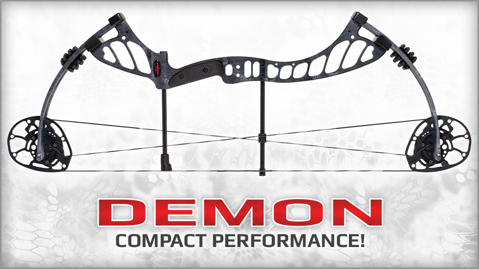 Darton Demon Bow Rh Or Lh Highlander or Typhon