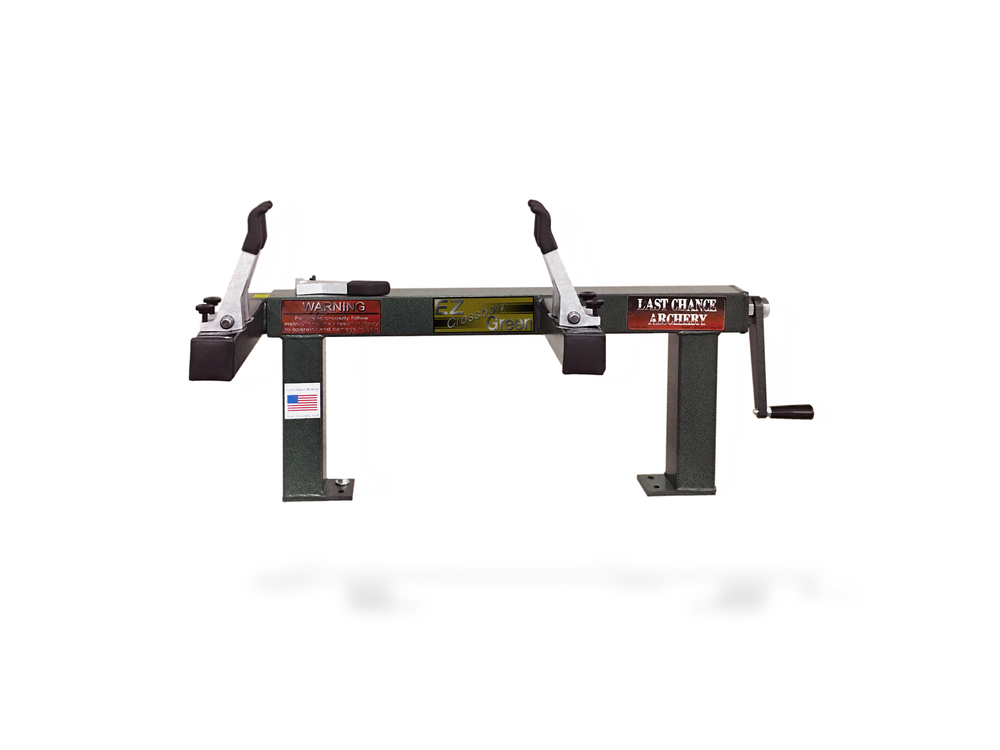 Last Chance Archery EZ Green Crossbow Press- Plus $30 shipping