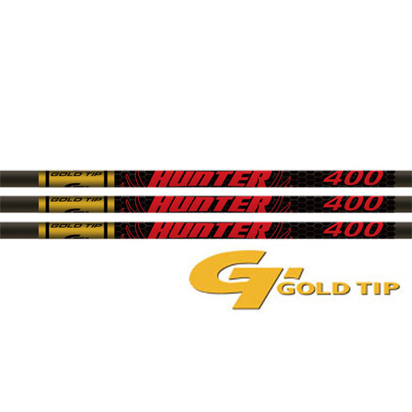 Gold Tip Hunter 500 Shafts 1/2 Dz.