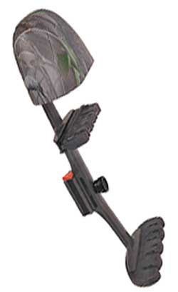 Kwikee Kwiver 4-Arrow Combo Quiver - Camo - Click Image to Close