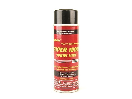 Lyman Super Moly Coating & Lube - 4oz. Spray