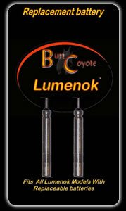 Lumenok Replacement Battery 2pk - Bolt