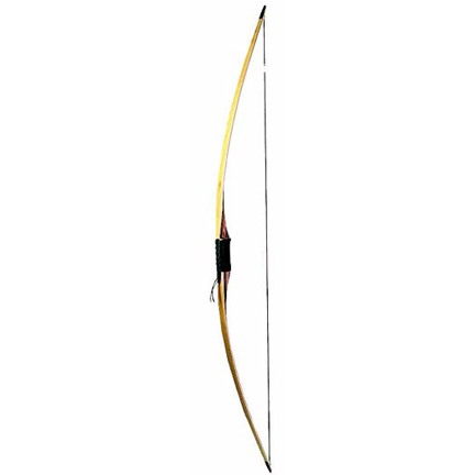 "Great Tree SOLO 68"" Longbow 50# RH"