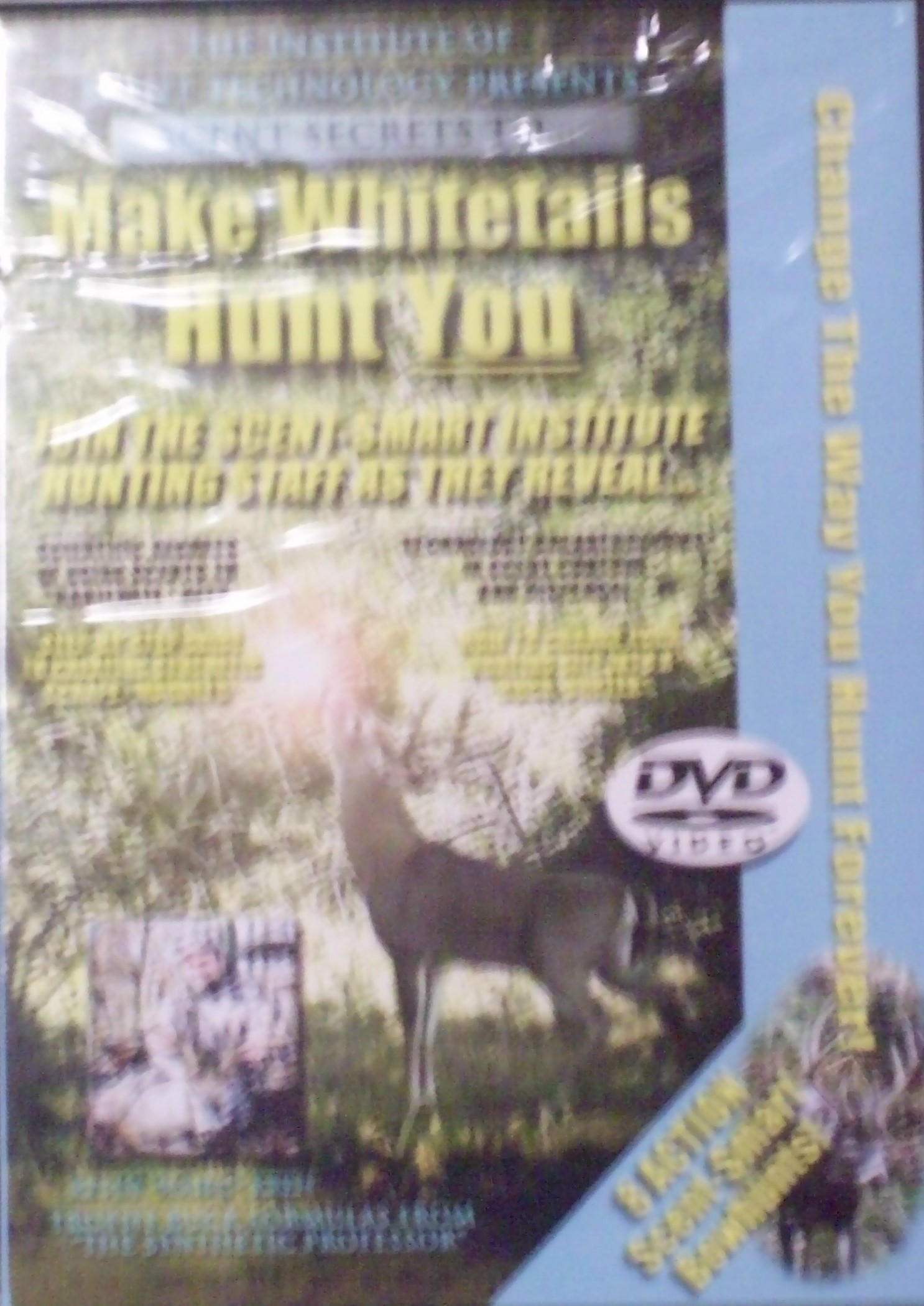 "Buck Fever ""Make Whitetails Hunt You"" DVD"