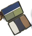 H.S. 5-Color Compact Camo Make-Up