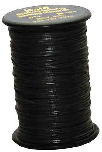 BCY Halo Braided Spectra Serving Thread .019 Black