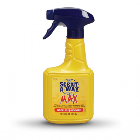 H.S. Scent-A-Way MAX Scent Neutralizer 12oz.