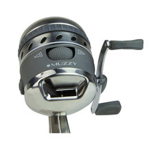 Muzzy XD Pro Spincast Reel with Switch Activation