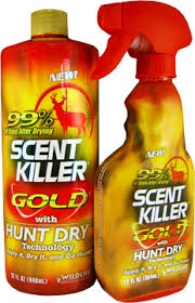 Wildlife Research Scent Killer Gold w/Hunt Dry Combo