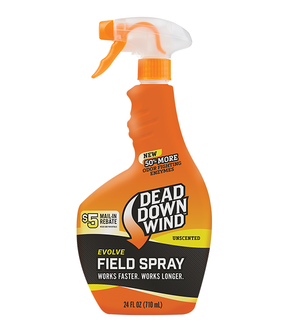 Dead Down Wind Field Spray 24oz.