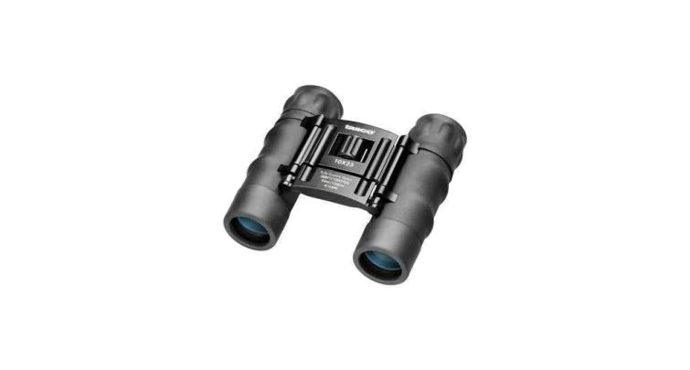 Tasco Essential compact 10x25mm Black Binoculars