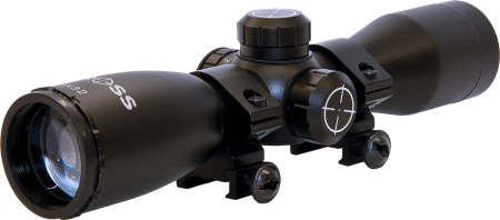 Barnett Illuminated 3x32 Scope - 3 Retical Scope