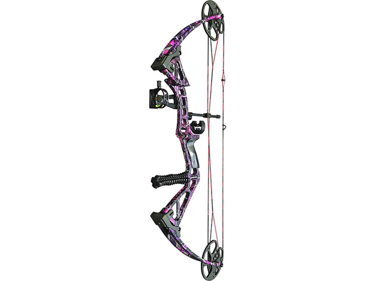 Envoy II Bow Package RH MUDDY GIRL 19-30 20-70# - Click Image to Close