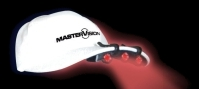 Master Vision Cap Light G2 - Red LED