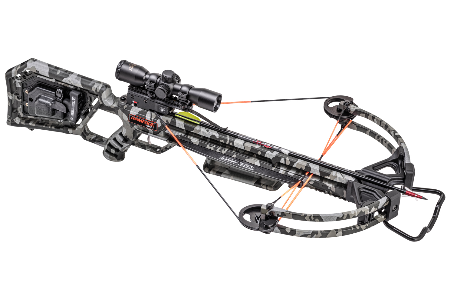 Wicked Ridge Blackhawk 360 Crossbow Set Coming March 2021