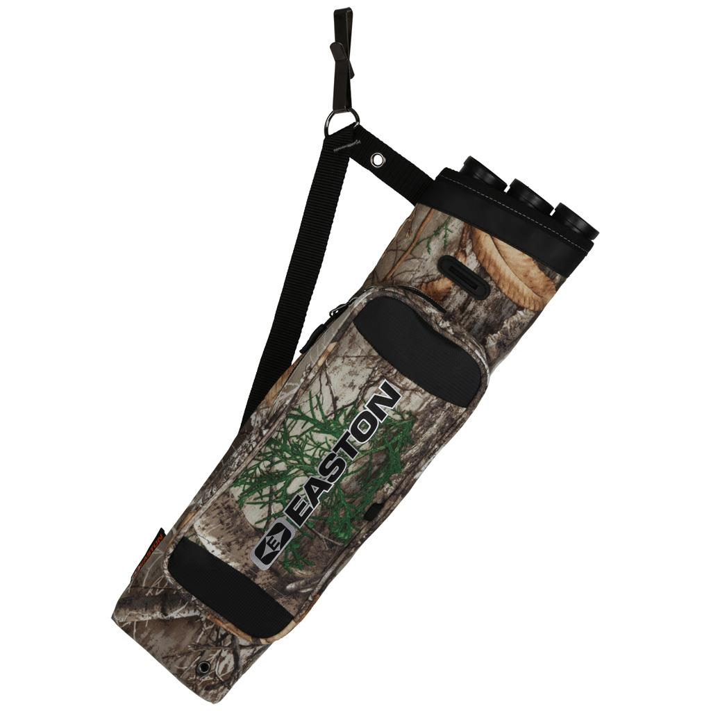 Easton Flip Side Quiver 3 Tube RT Edge Camo