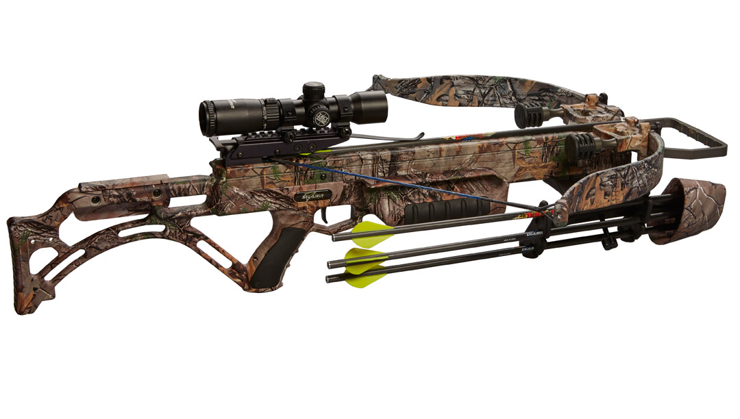 Excalibur Matrix Bulldog 400 crossbow tact zone pkg SALE