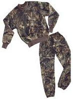 Camo Creeper Set 12-24Mo. - Shirt, Pants, & Bib