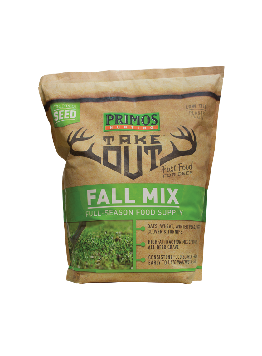 Primos Take Out Fall Blend Seed 15#- In Store Only