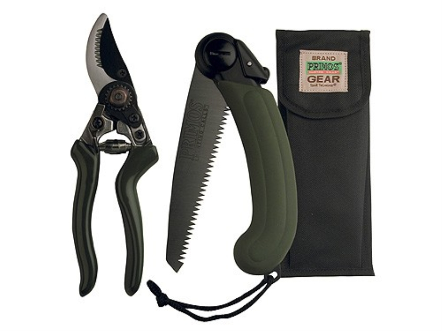 Primos Cut Back Pak Saw & Pruner Set Special Purchase