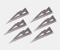 Clean Shot Laser Broadhead Replacement Blades - 6pk.