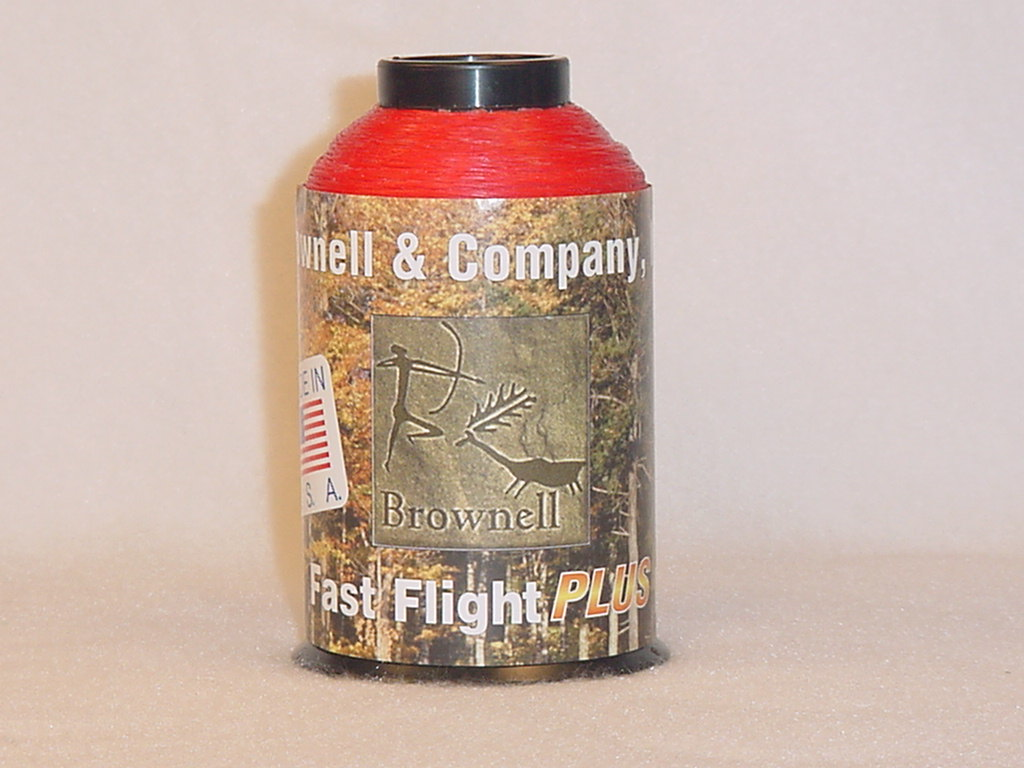 Brownell Fast Flight Plus 1/4# .015 Black