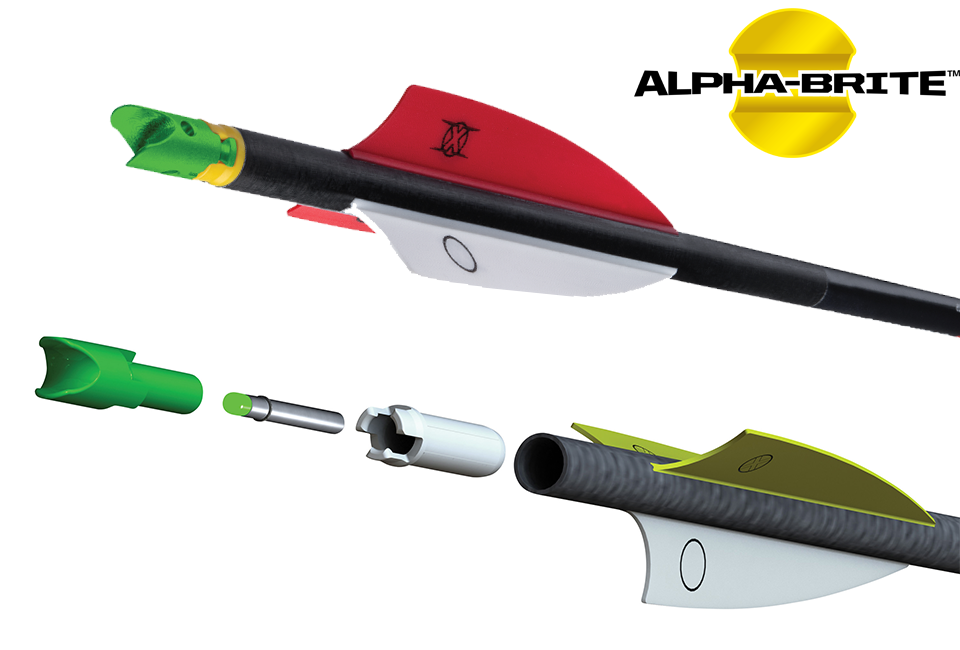 TenPoint Alpha-Brite Lighted Nock System Alpha