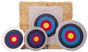 Bear Skirted Round Target Face - 36""