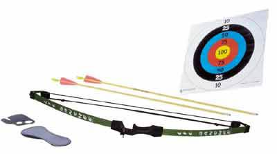 Lil Banshee Jr. Compound Bow Set 18#