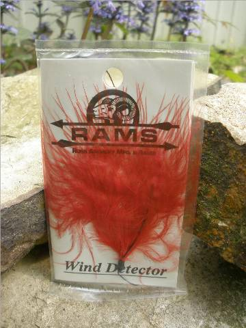 RAMS Wind Detector Feather