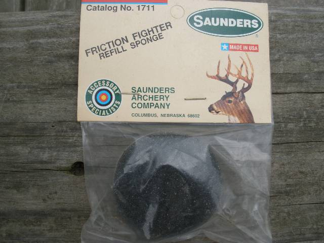 Saunders Friction Fighter Refill
