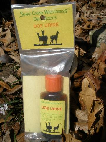 Snake Creek Doe Urine