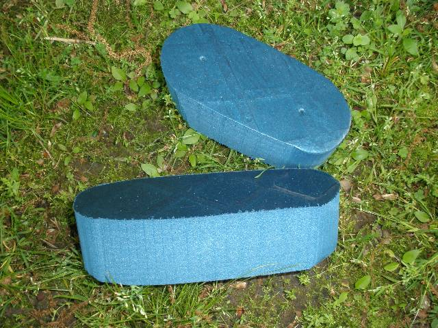 "American Whitetail Quiver Replacement Foam 5.5""x2.25""x2.25"""