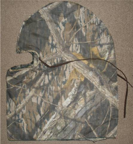 Cotton Camo Headnet